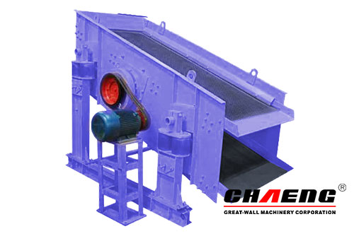 YK Series Efficient Circular Vibrating Screen
