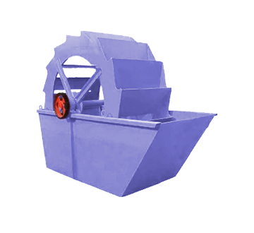 XS Bucket Wheel Sand Washer