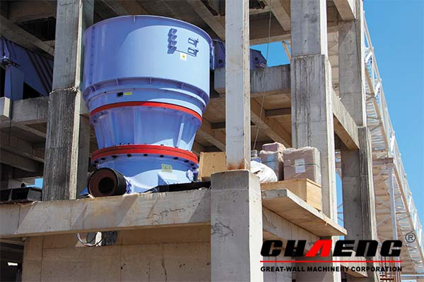 CC Single Cylinder Hydraulic Cone Crusher